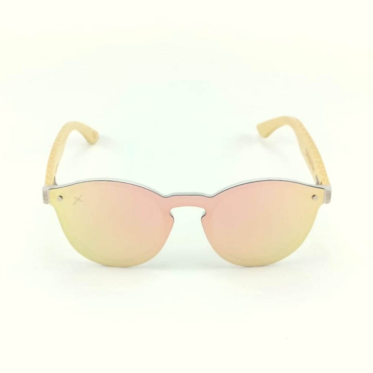 sito affidabile f61fa 96a20 Occhiali da sole in legno e plastica per donna   FELINAX