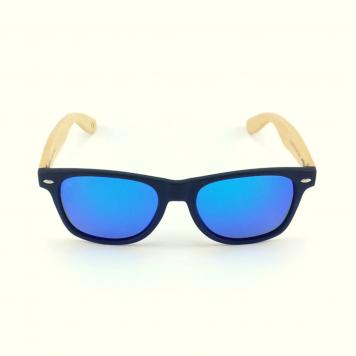 occhiali in legno unisex